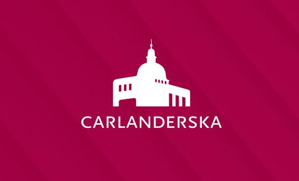 Carlanderska logo