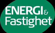 Energi och Fastighet logo